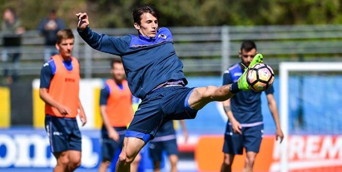 Serie A: Sassuolo-Sampdoria 2-1