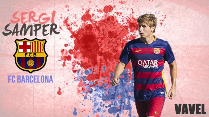 FC Barcelona 2016/2017: Sergi Samper