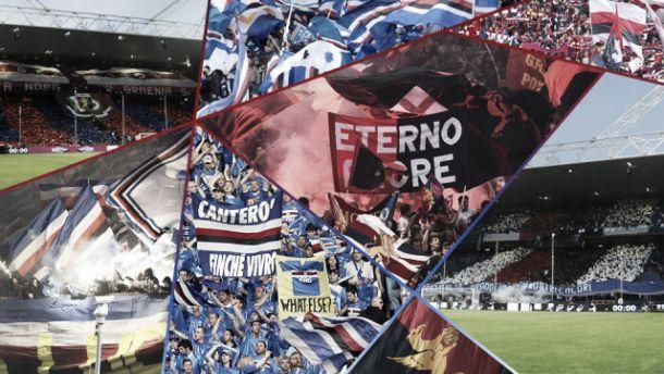 Samp-Genoa, adesso si gioca: l'attesa aumenta la carica, formazioni sulla via delle conferme