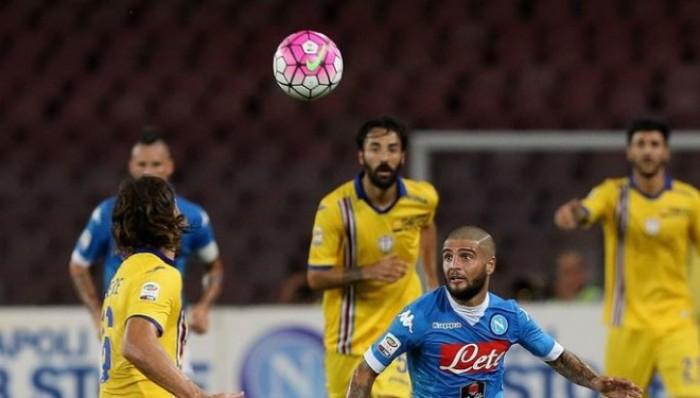 Risultato Sampdoria Vs Napoli di Serie A 2015/16 (2-4): festival del gol a Marassi, Napoli ancora in vetta