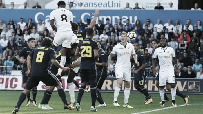 Sampdoria, batosta gallese contro lo Swansea