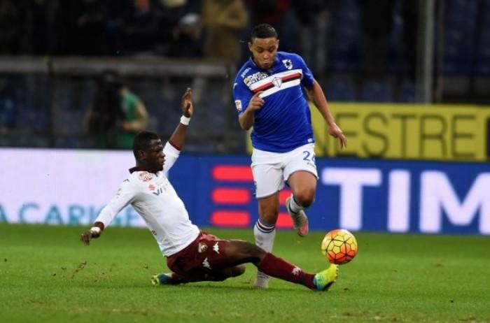 Serie A - Sampdoria e Torino tra speranze d'Europa