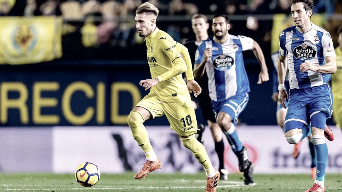 Resultados del Villarreal temporada 2017-2018