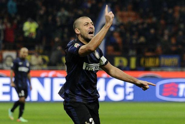 Na estreia de Hernanes, Inter vence Sassuolo com gol de zagueiro veterano