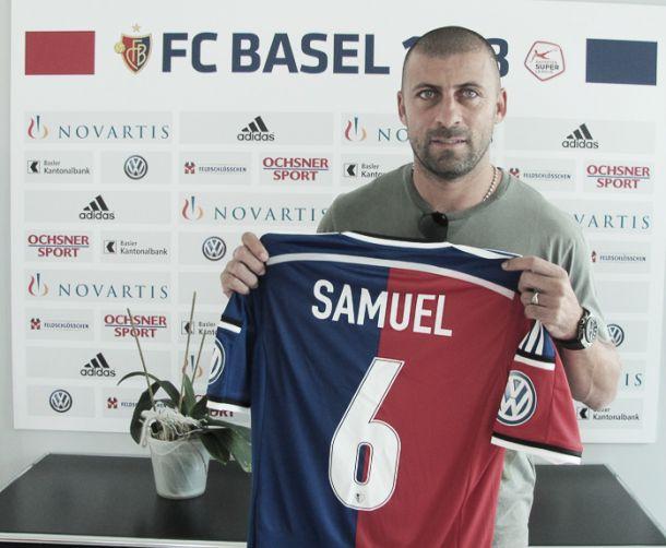 Walter Samuel deixa Milão e assina com o Basel