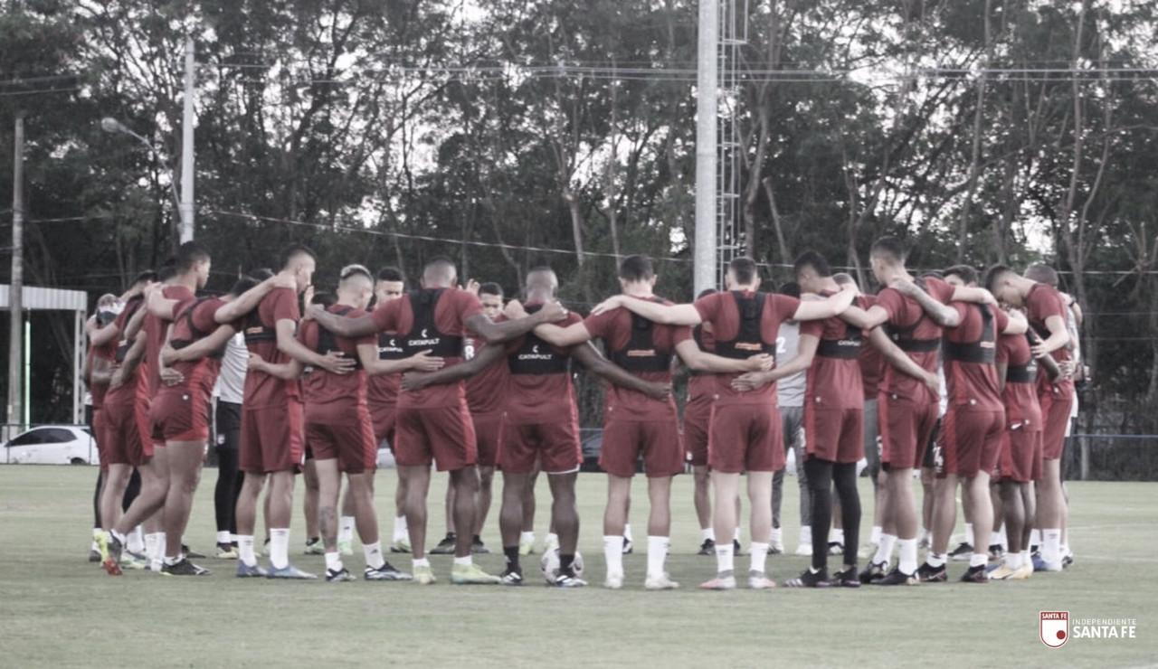 Los convocados para jugar en Río de Janeiro ante Fluminense