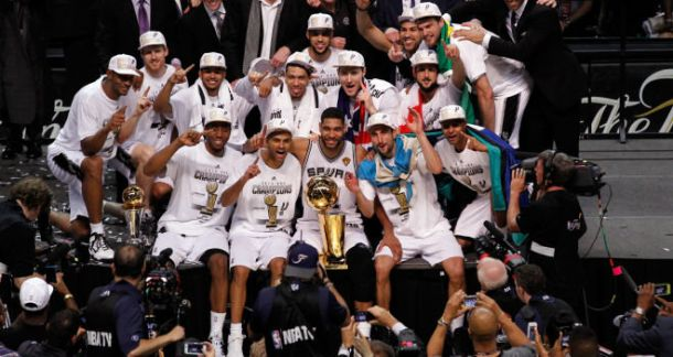 Calendario de la temporada 2014/15 NBA