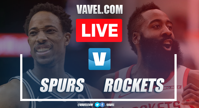 Spurs vs Rockets: LIVE Stream and Preseason Updates