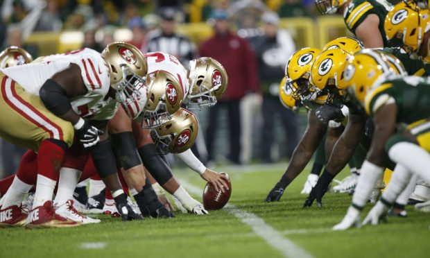 Sunday Night Preview: San Francisco 49ers v. Green Bay Packers