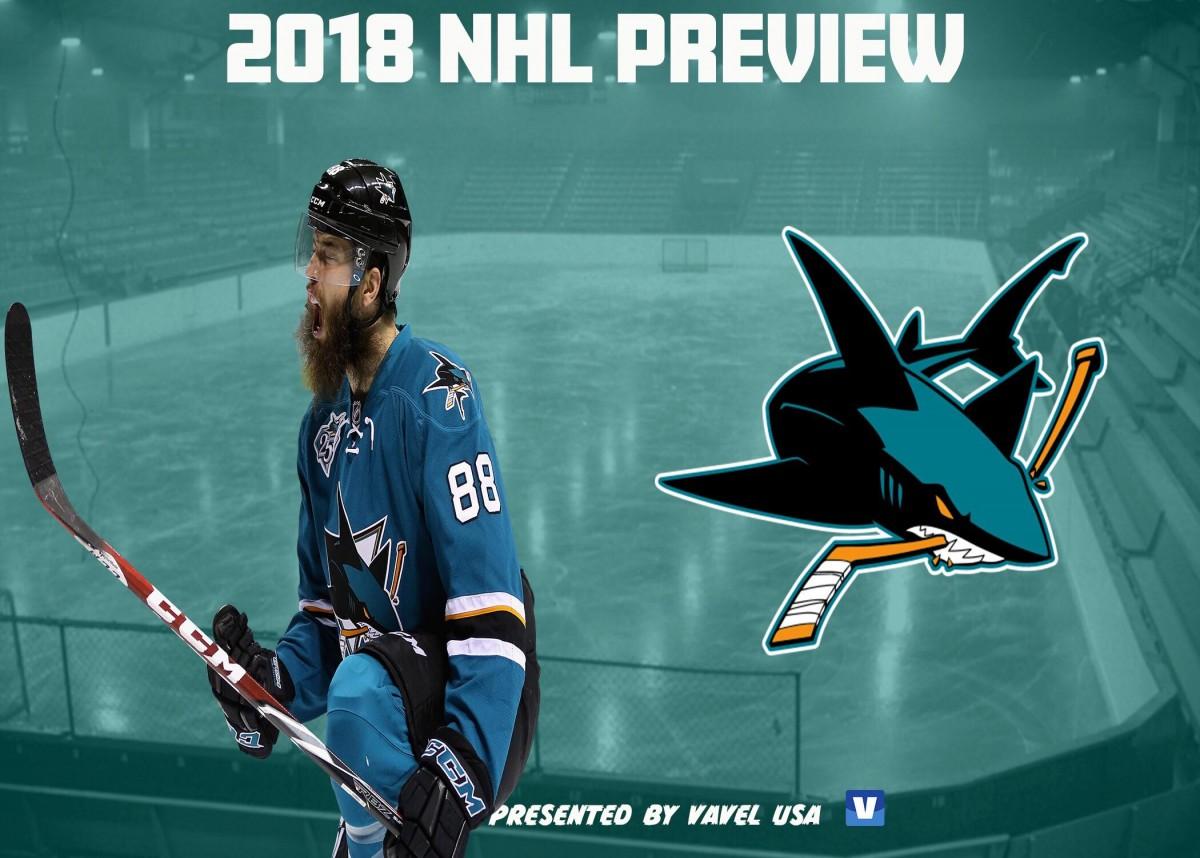 San Jose Sharks: NHL 2018/19 season preview