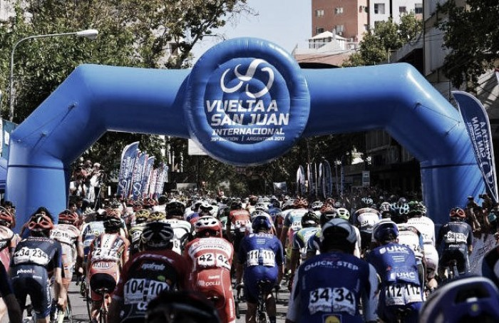 Previa Vuelta a San Juan 2018: pisando fuerte
