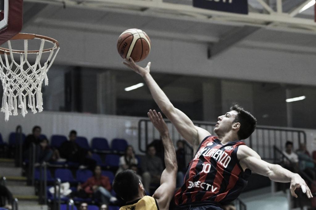Liga Nacional: San Lorenzo y Bahía Basket se hicieron fuertes de local