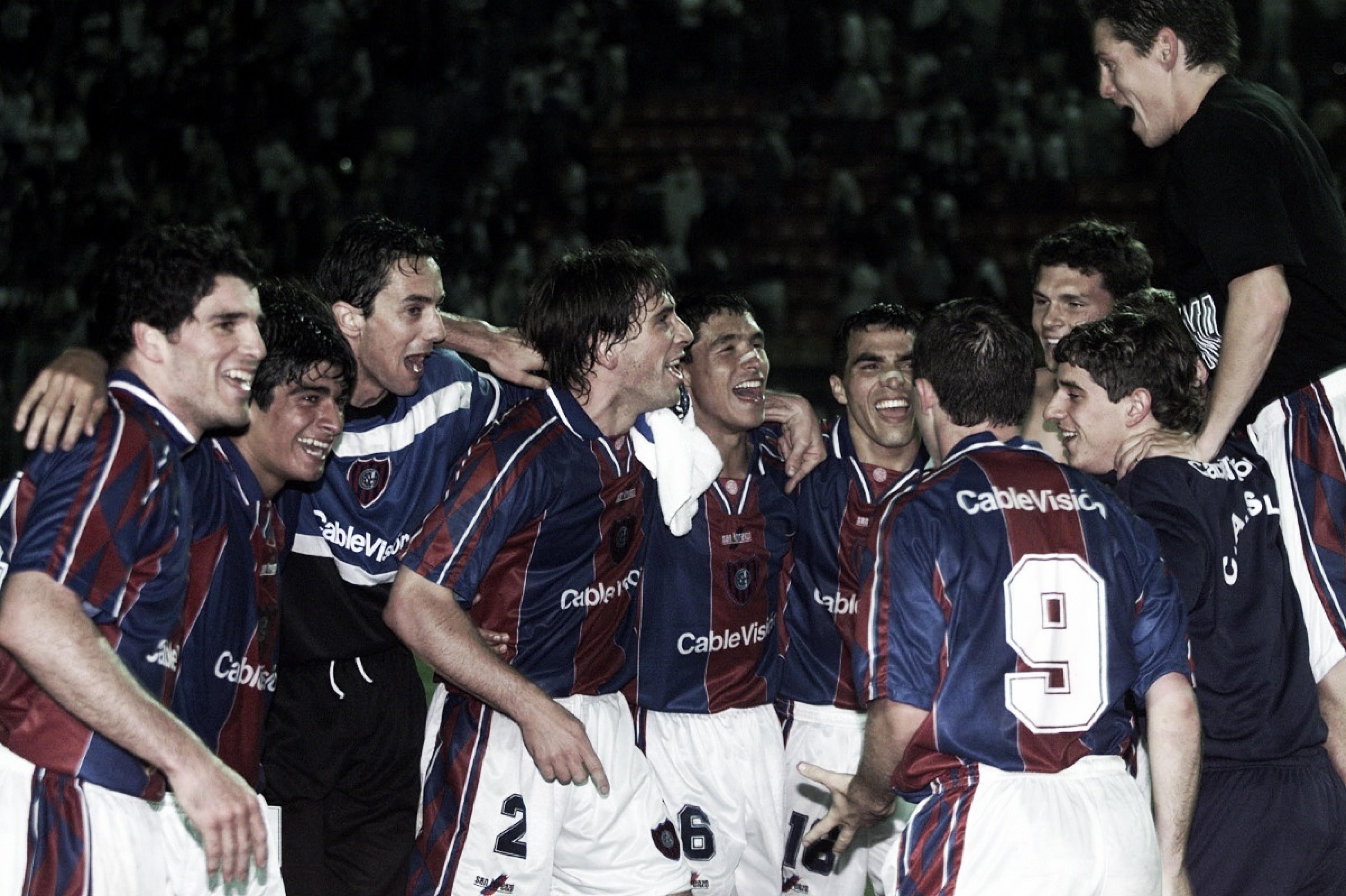 Un día como hoy pero de 1999, San Lorenzo vencía por primera vez a Chacarita en el Nuevo Gasómetro