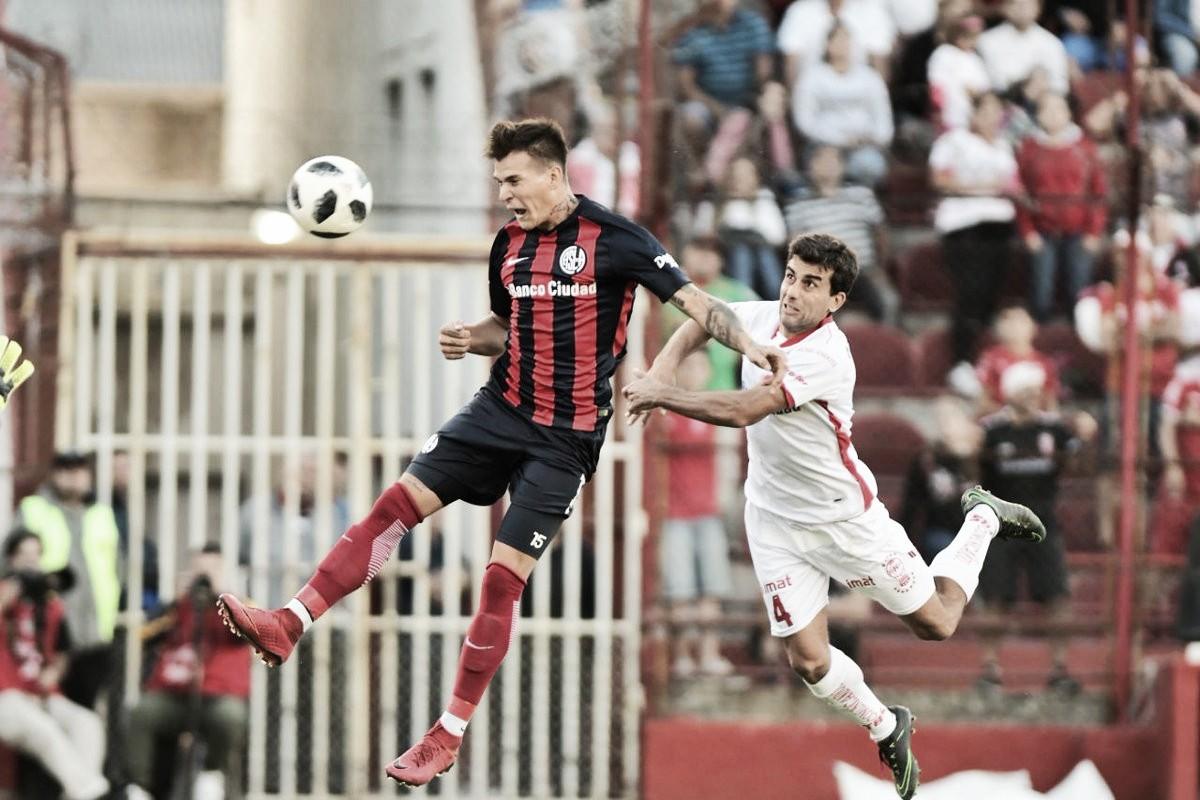 Declaraciones tras el empate en el Clásico Huracán - San Lorenzo