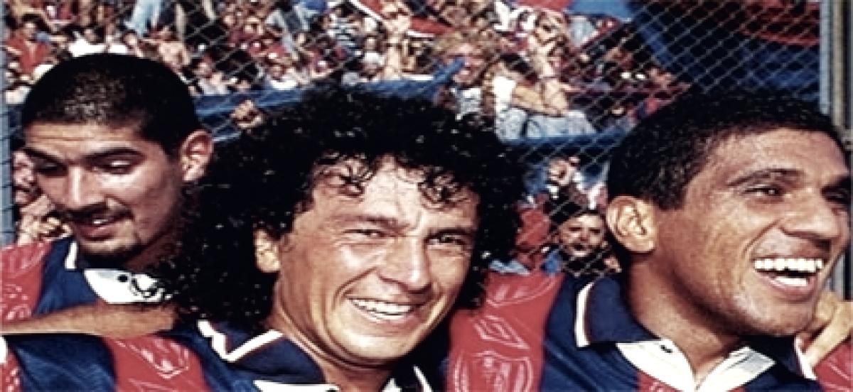 Un día como hoy pero de 1997, El Ciclón goleó a Boca