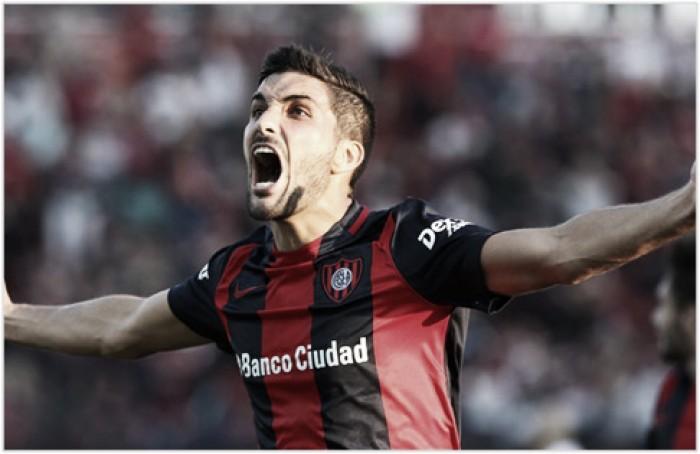 Resumen San Lorenzo VAVEL: Nicolás Blandi