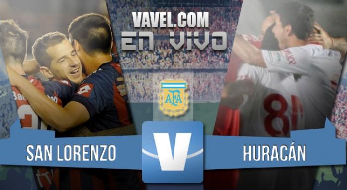 Resultado San Lorenzo 1-0 Huracán por el Clásico porteño 2016