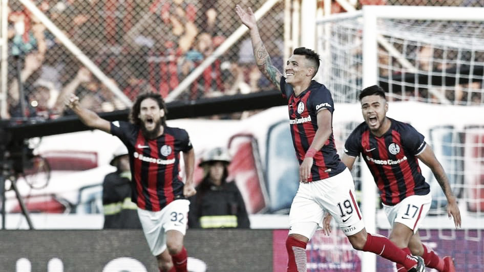 San Lorenzo con saldo a favor en el historial contra Newell's