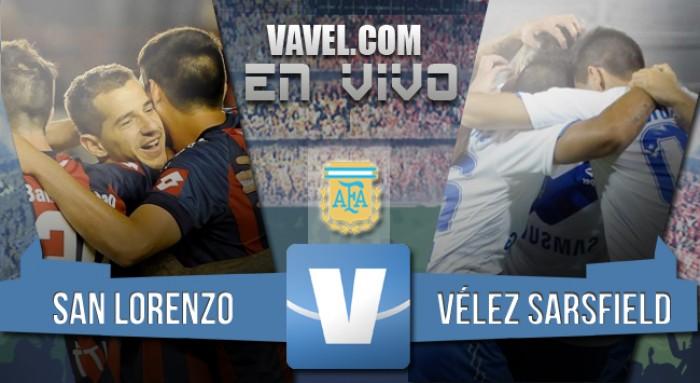 San Lorenzo 3-2 Vélez: entre goles y expulsiones