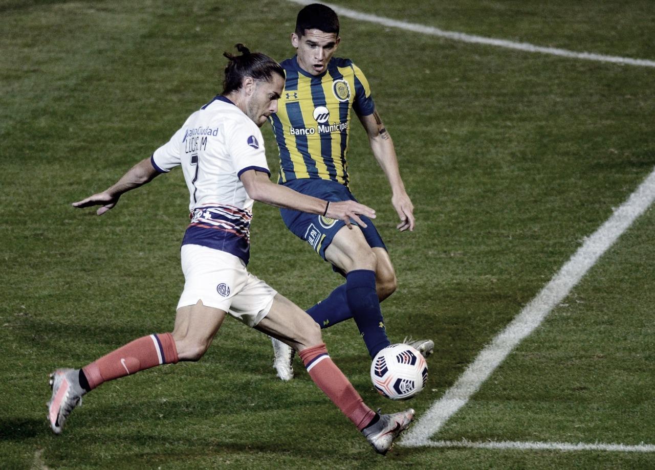 San Lorenzo no logra levantar cabeza en la copa