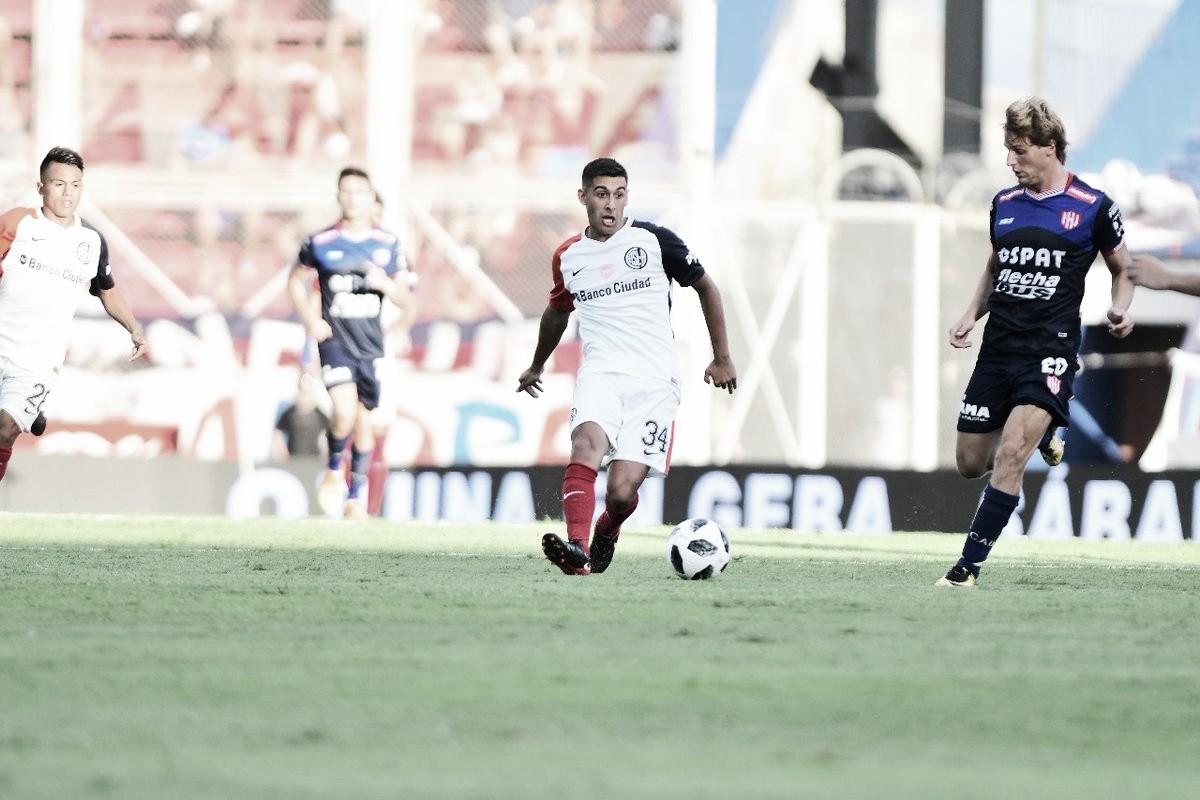 Declaraciones tras el empate entre San Lorenzo y Unión
