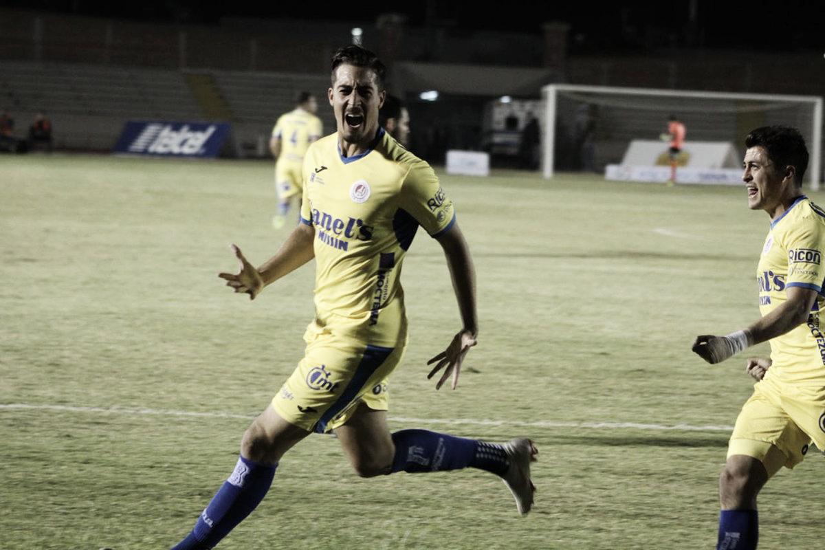 San Luis gana en Sonora y es semifinalista