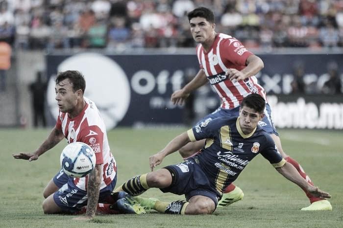 San Luis logra sacar el empate ante Morelia