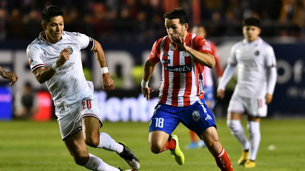 Previa Chivas - Atlético San Luis: Chivas, con nuevo 'pastor'