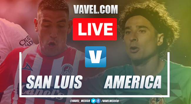 Goal and Highlights:Atletico San Luis 0-1 America, 2019 Liga MX