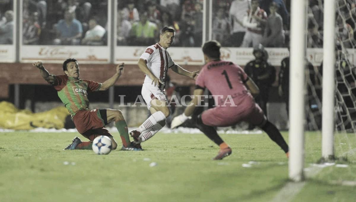 San Martín empató ante Agropecuario y su DT habló tras el partido