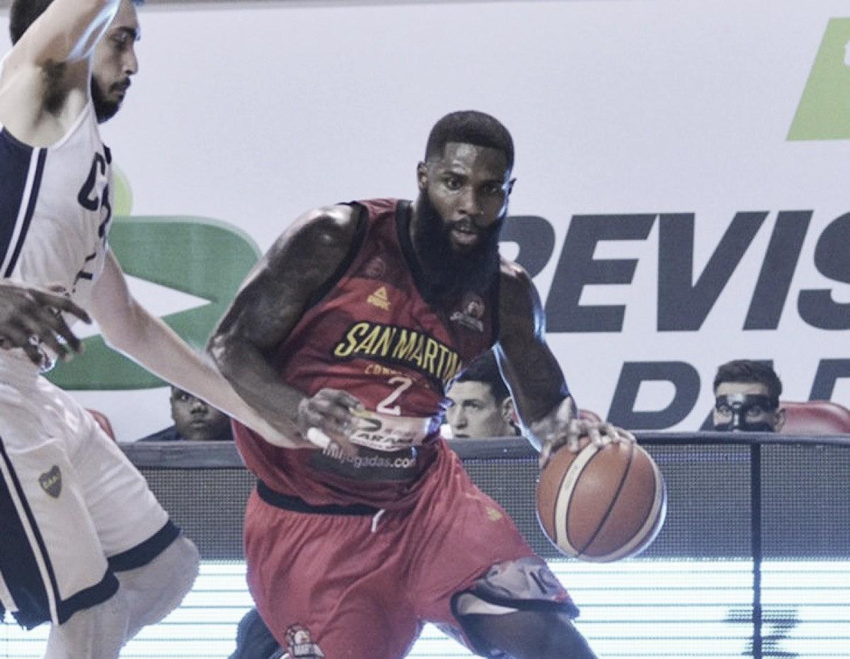 San Martín obtiene ventaja en los playoffs