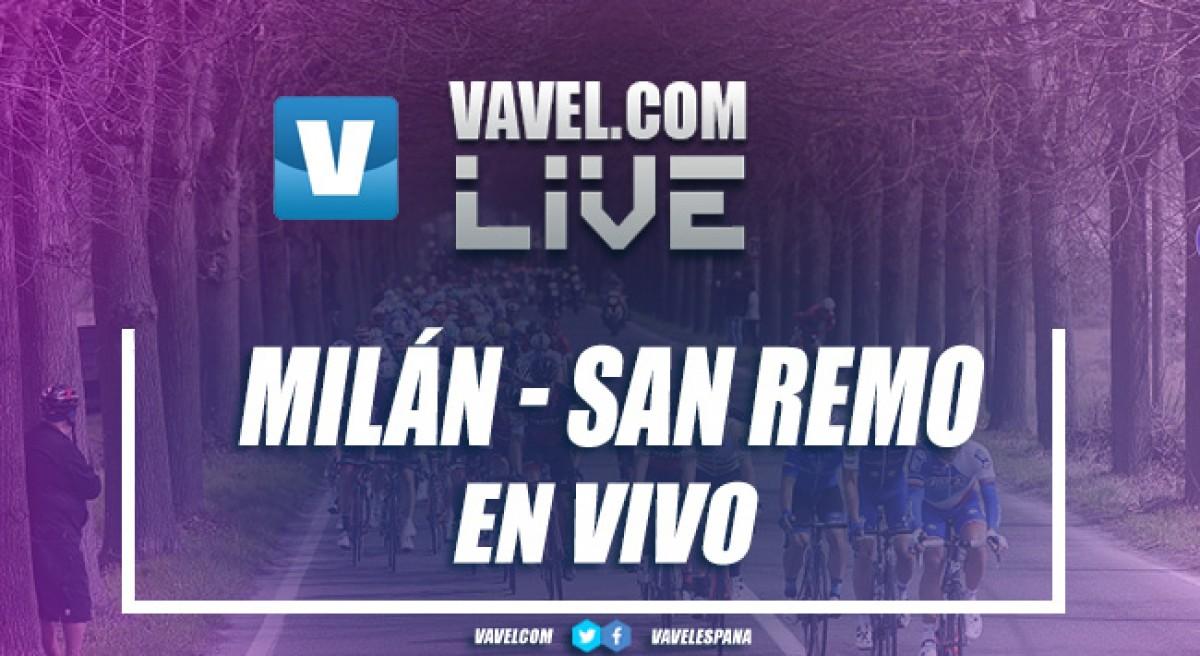 Resultado de la Milán - San Remo 2018: Nibali, el más valiente