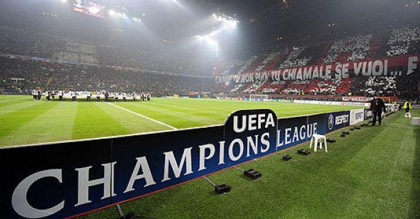 San Siro to host 2016 Champions League final