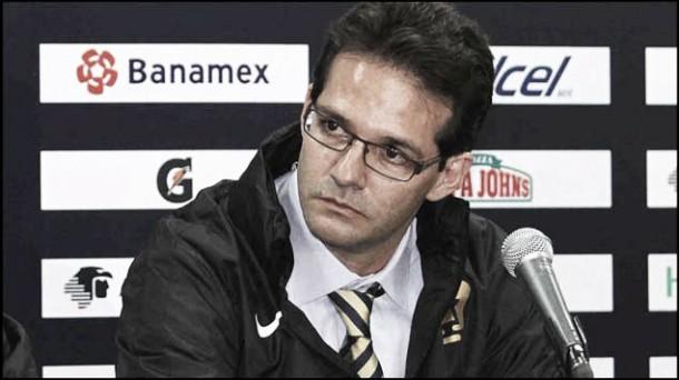 """Sancho: """"Pumas va por un buen resultado a Veracruz"""""""