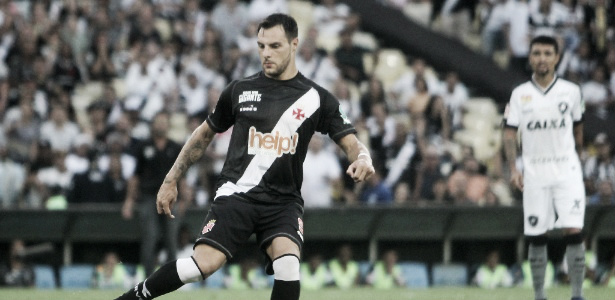 Desábato se despede do Vasco para jogar no futebol japonês