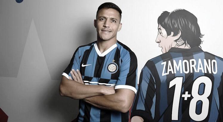 Após período de empréstimo, Alexis Sánchez fecha com Internazionale em definitivo
