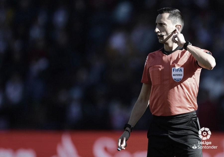 Sánchez Martínez dirigirá el Real Valladolid - Sevilla FC