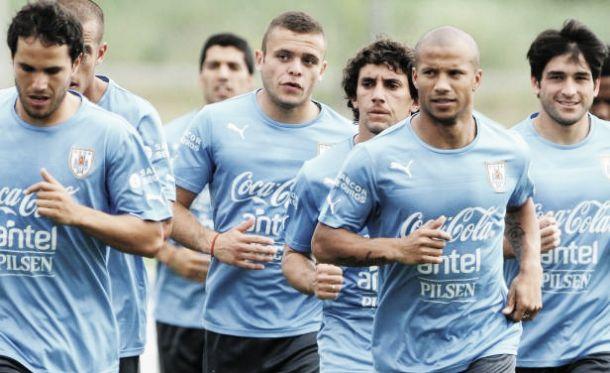 """Carlos Sánchez: """"Mi sueño siempre estuvo con Uruguay"""""""