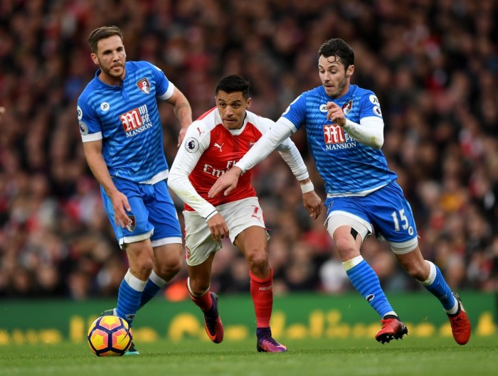 Premier League - Sanchez incanta ancora l'Emirates: l'Arsenal fa 3-1 al Bournemouth