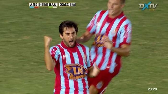 Sarmiento cayó 2-0 ante un combativo Arsenal