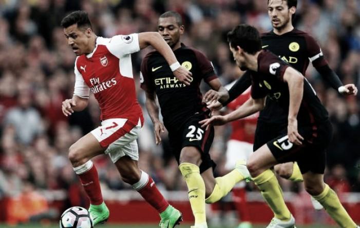 Il City affonda per Sanchez, l'Arsenal chiede contropartite pesanti
