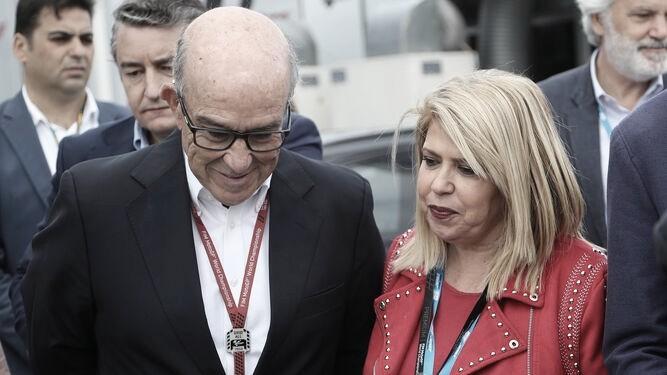 La alcaldesa de Jerez pide público en MotoGP
