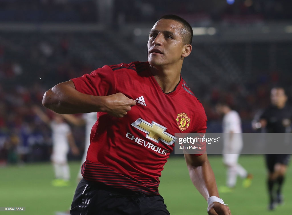 Report: Alexis Sanchez asks to leave Man United amid talks with Inter Milan