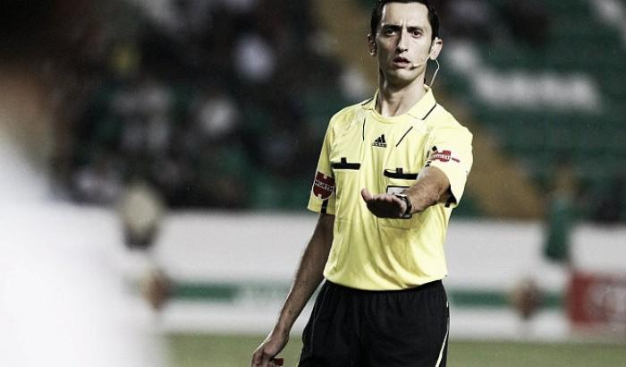 Sánchez Martínez, árbitro para el partido frente al Celta