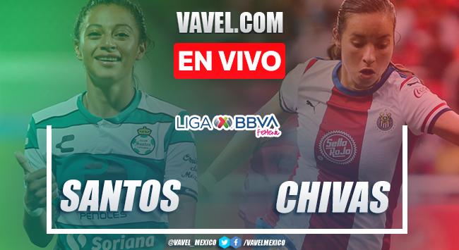 Resultado y goles: Santos Femenil 1-1 Chivas Femenil en Apertura 2020