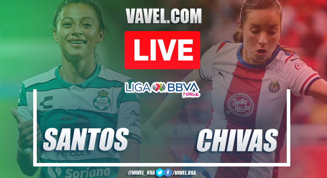 Highilghts and goals: Santos Femenil 1-1 Chivas Femenil, 2020 Apertura