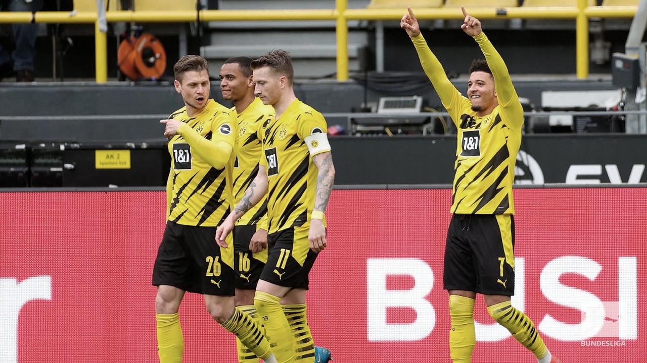 El Leipzig desaprovechó y el Dortmund no perdonó