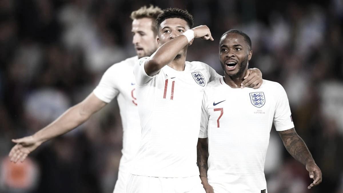Las dudas y certezas de una Inglaterra invicta