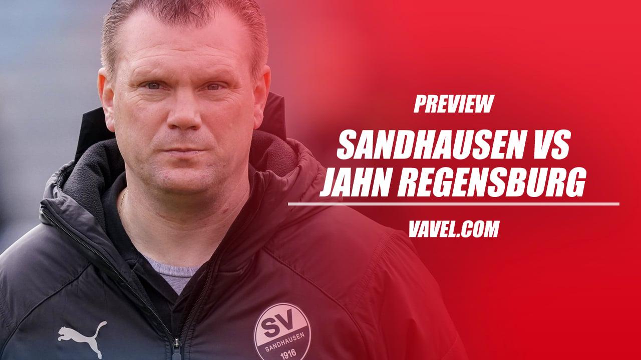 SV Sandhausen vs Jahn Regensburg preview: home side looking to avoid the drop