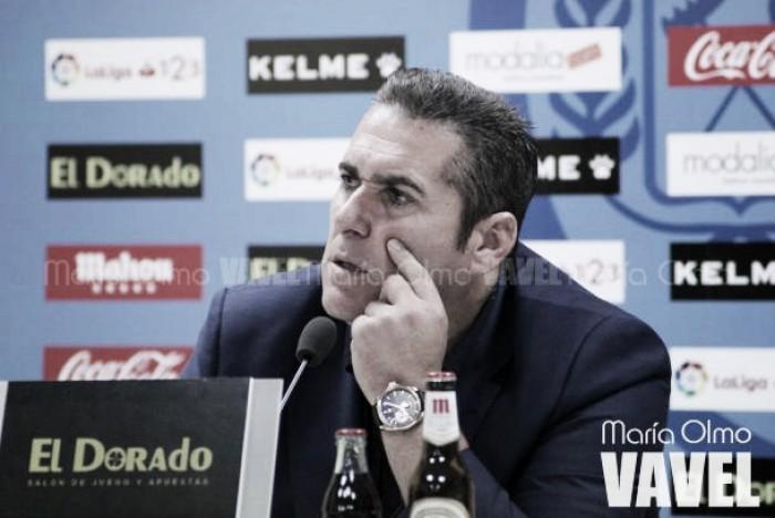 """Sandoval: """"Me quedo con la actitud de mis jugadores en los últimos partidos"""""""